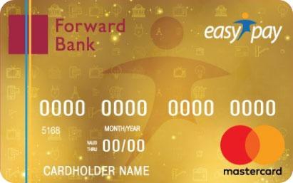 карта forward bank